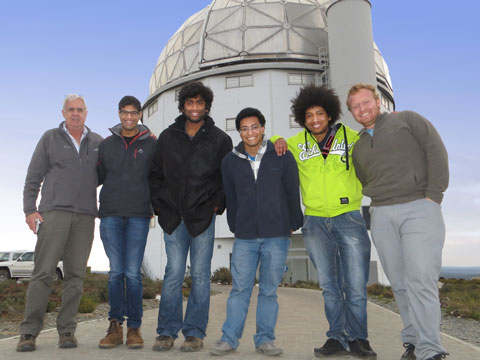 Southern African Large Telescope (SALT) Image 1