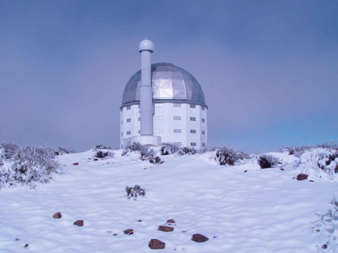 Southern African Large Telescope (SALT) Image 2