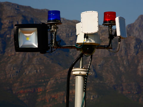 Perimeter Intrusion Monitoring System (PIMS) Image 1