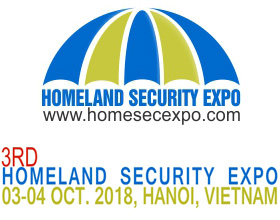 Homeland Security 2018 Event Logo