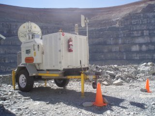 MSR 200 deployed at Sunrise Dam Gold Mine
