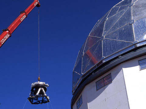 Southern African Large Telescope (SALT) Image 9