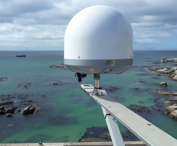 RIS 100 Navigation Radar Intercept System - Electronic Intelligence