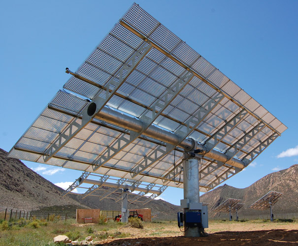 Solar Trackers and Mounting - Heritage - Commercial